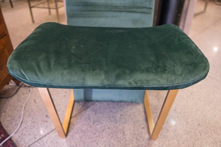 Hand-Crafted Midcentury  Couple Chairs Italian Kazuhide Takahama