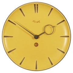 Midcentury Kienzle Ceramic Wall Clock
