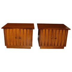 Midcentury Lane Furniture Nightstands Cabinets Tables
