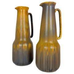 Midcentury Large Ceramic Vases Gunnar Nylund Rörstrand, Sweden