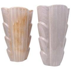 Midcentury Large Ceramic Vases Rörstrand Gunnar Nylund, Sweden