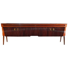 Midcentury Large Sideboard by Galleria Mobili D´arte Cantu, Italy, 1950s
