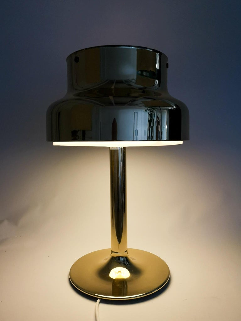 Midcentury Large Table Lamp Bumling by Anders Pehrson for Ateljé Lyktan, 1960s 2