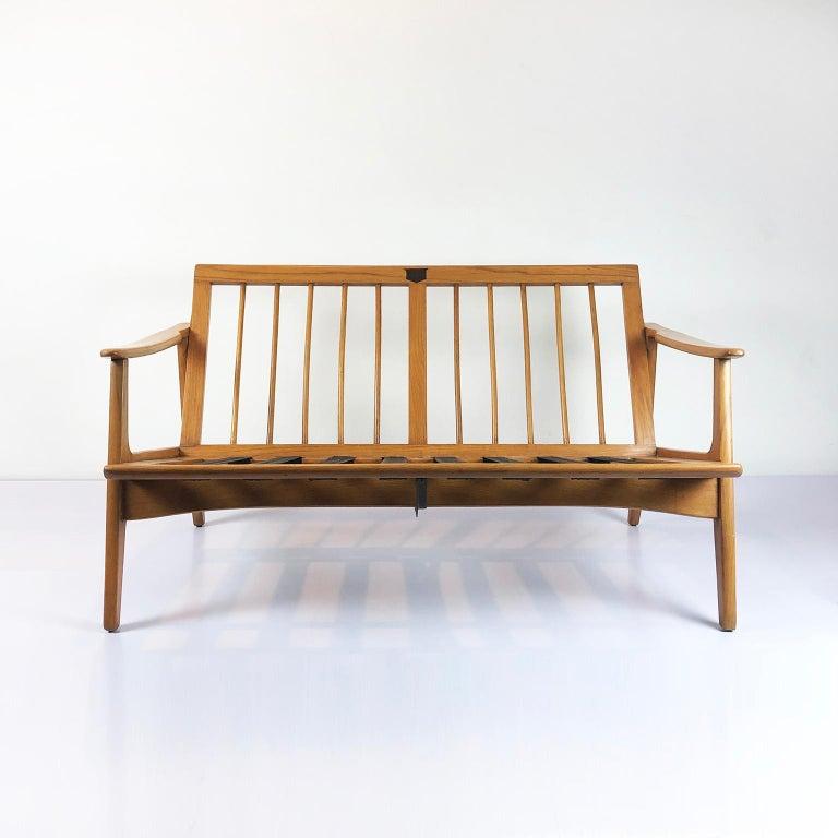 "Midcentury Livingroom Set by ""Silleria La Malinche"" For Sale 1"