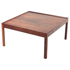 Midcentury Low Table in Rosewood by Bo-Ex, 1960s