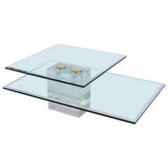 Midcentury Lucite Coffee Table