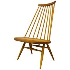 Midcentury 'Mademoiselle' Chair Edsbyverken Ilmari Tapiovaara, Sweden, 1959