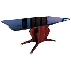 Italian Mid-Century Dining Table by Osvaldo Borsani, 1950s