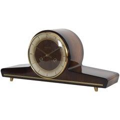 Midcentury Mantel Clock