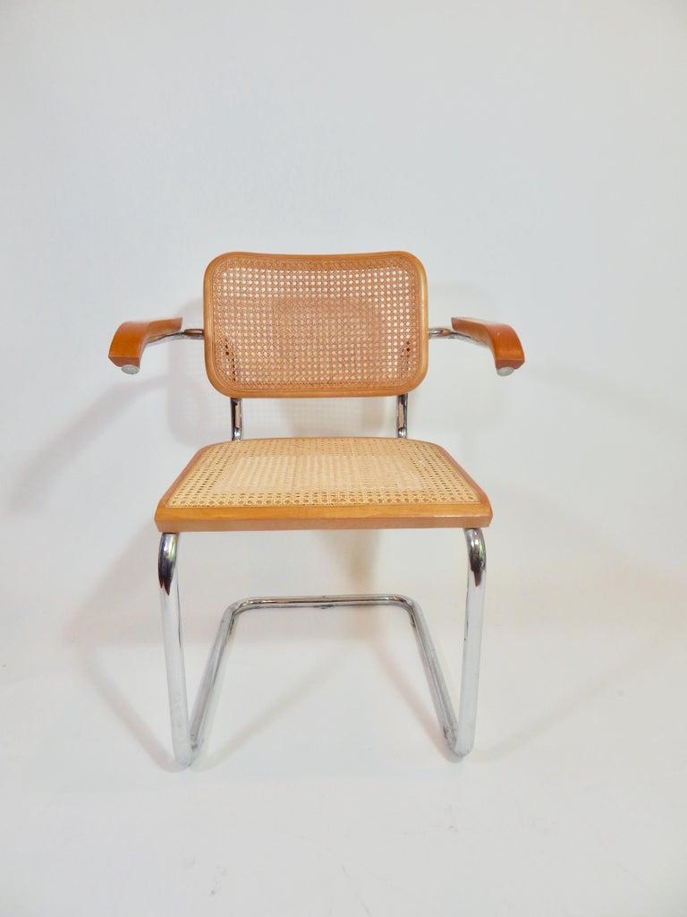 Mid-Century Modern Midcentury Marcel Breuer Cane