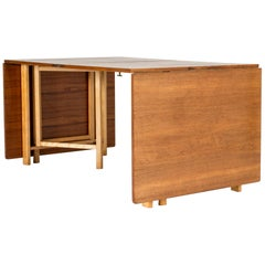"Midcentury ""Maria"" Dining Table by Bruno Mathsson"
