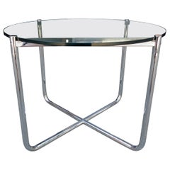 Ludwig Mies van der Rohe Side Tables