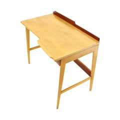 Mid-Century Modern Irregular Desk, 1950s