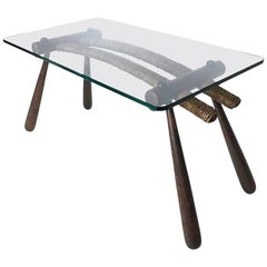Midcentury Modern Max Kment Coffee Table, 1949, Austria