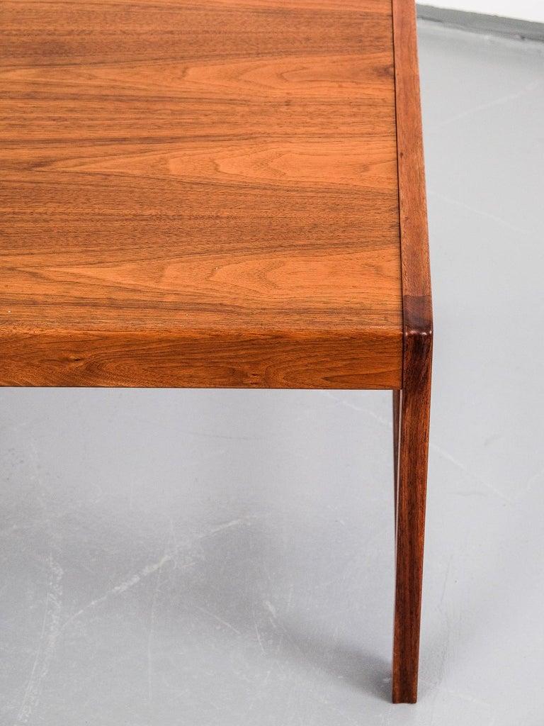 Swedish Mid-Century Modern 'Senator' Teak Coffee Table by Folke Ohlsson for Tingströms