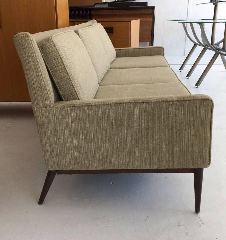 Mid-Century Modern Sofa by Paul McCobb In Good Condition For Sale In Atlanta, GA