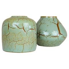 Midcentury Modern Unique Ceramic Pieces Carl-Harry Stålhane Rörstrand Sweden