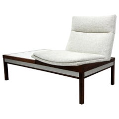 Midcentury Modular Chair and Side Table by Arthur Umanoff for Madison Furniture