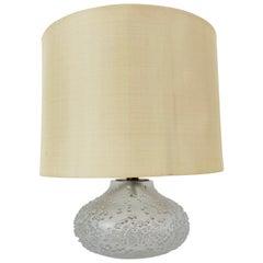 Midcentury Murano Glass Table Lamp by Limburg, 1960s