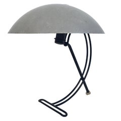 Midcentury 'NB100' Table Lamp by Louis Kalff for Philips Netherlands, circa 1950