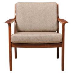 Midcentury Nordic Lounge Chair