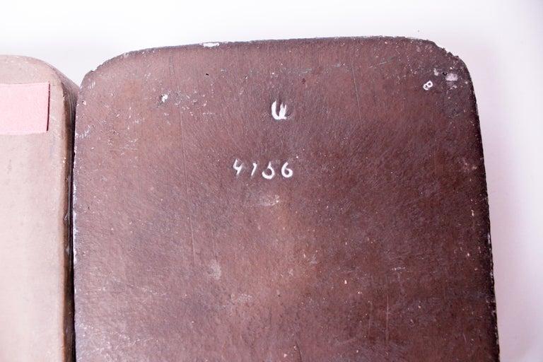 Midcentury Pair of Ceramic Trays by Mari Simmulson for Upsala Ekeby For Sale 5