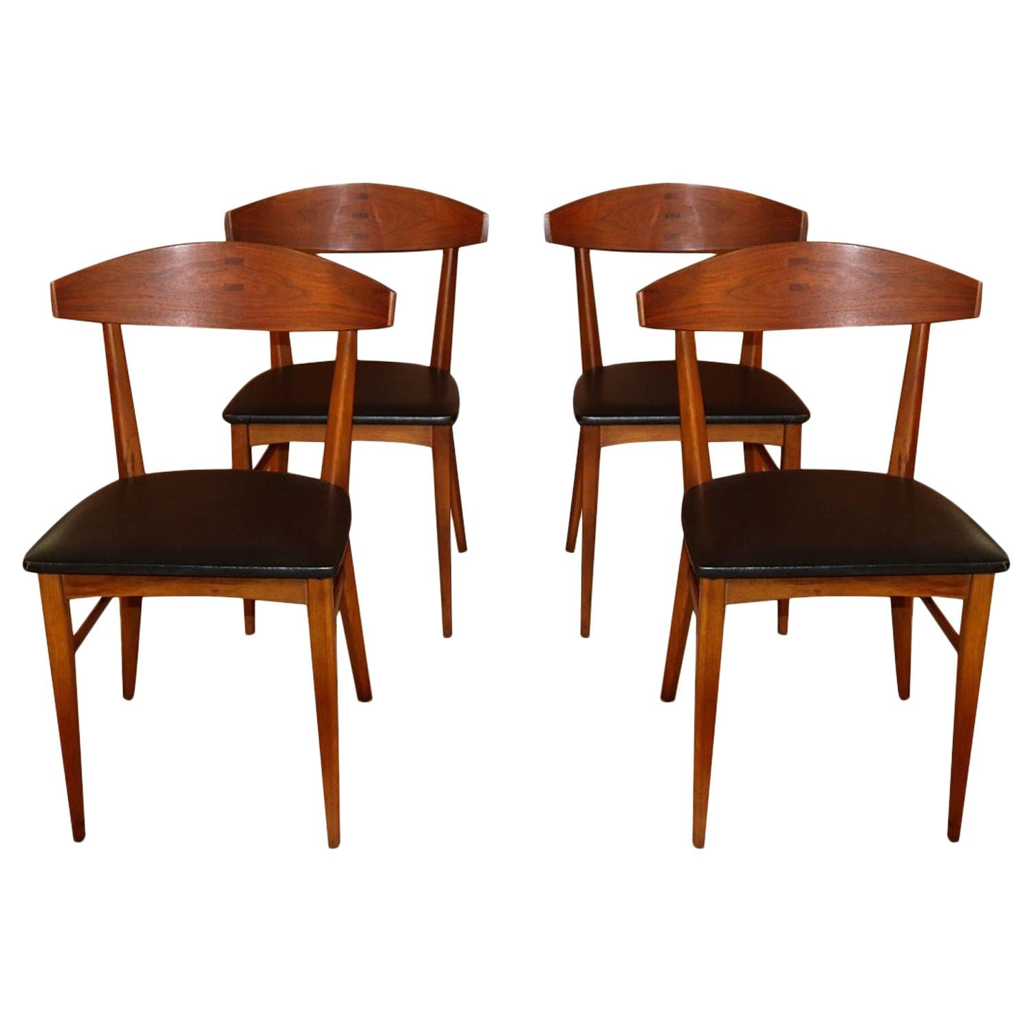 Midcentury Paul McCobb for Lane Dining Chairs