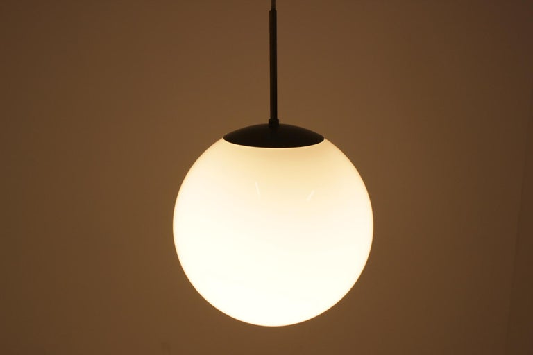 Mid-Century Modern Midcentury Pendant by Napako, 1970s For Sale
