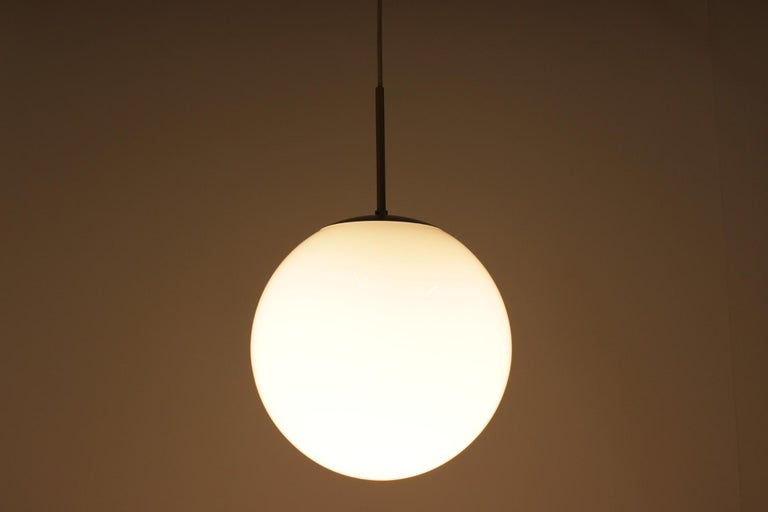 Czech Midcentury Pendant by Napako, 1970s For Sale