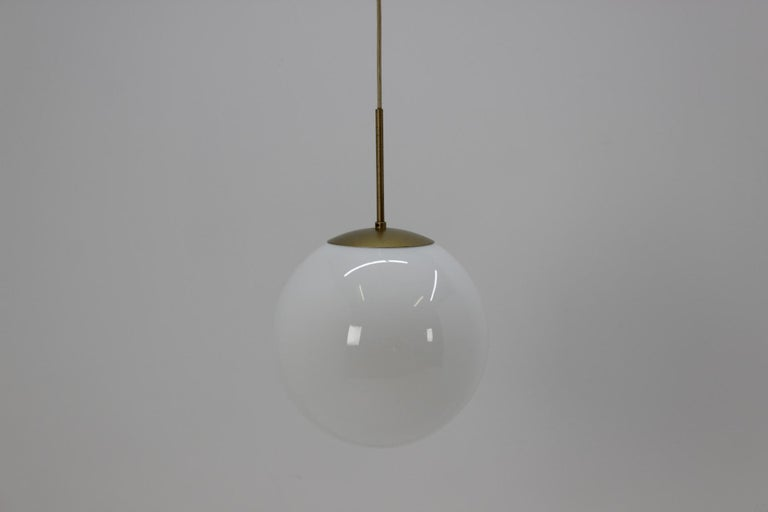 Midcentury Pendant by Napako, 1970s In Good Condition For Sale In Barcelona, ES