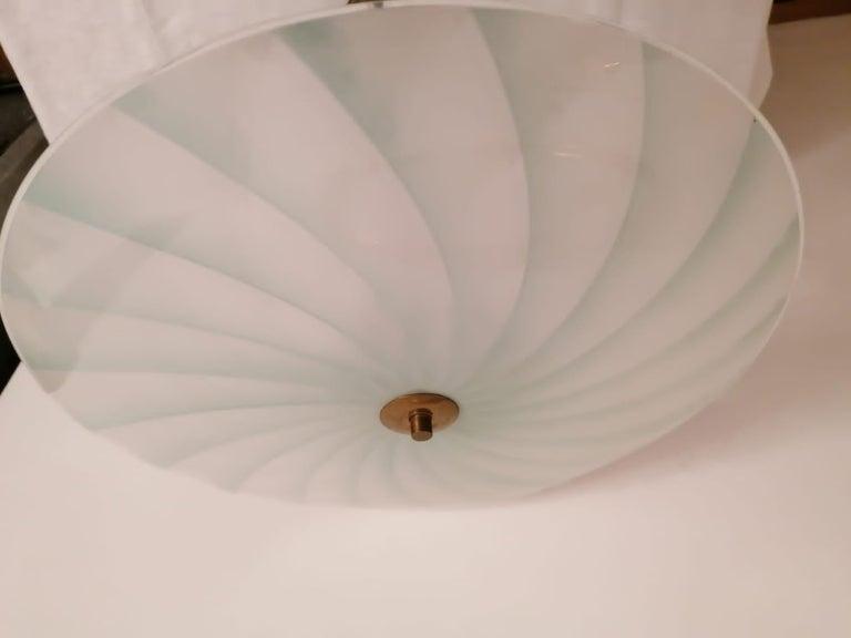 Mid-Century Modern Midcentury Pendant Lamp For Sale