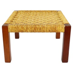 Midcentury Petite Table in the Style of Clara Porset