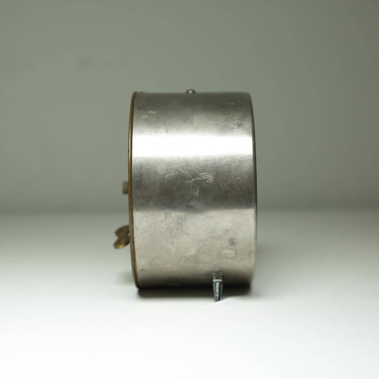 Metal Midcentury Photography Timer, circa 1950s For Sale