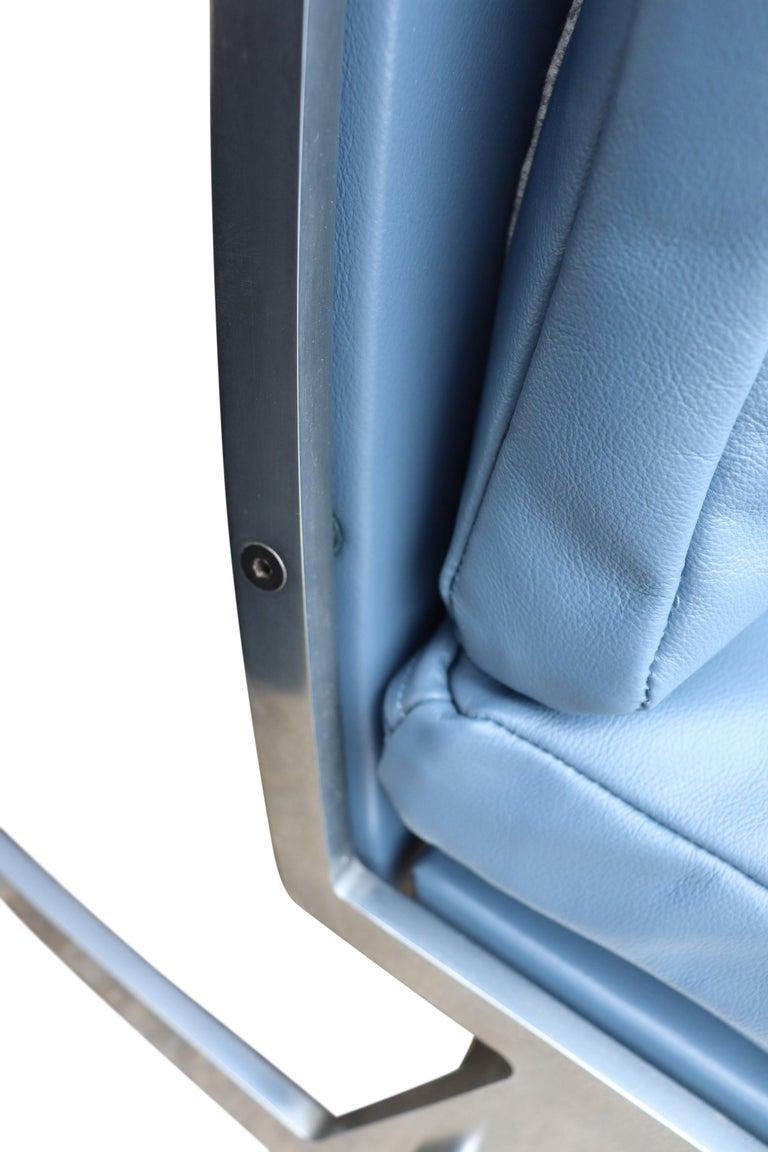 Midcentury Preben Fabricus & Jorden Kastholm Lounge Chair For Sale 3