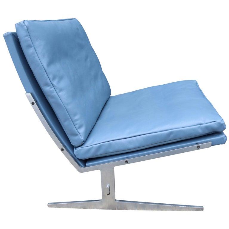 Midcentury Preben Fabricus & Jorden Kastholm Lounge Chair For Sale