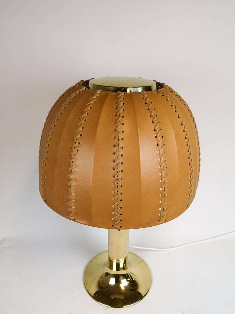 Mid-20th Century Midcentury Rare Table Lamp Model B204