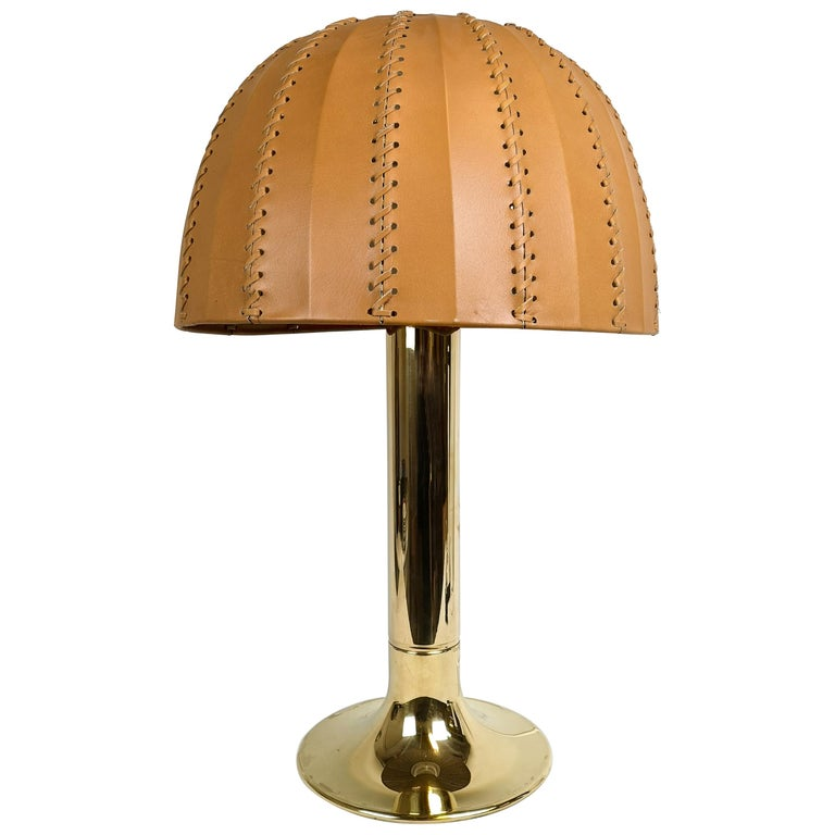 "Midcentury Rare Table Lamp Model B204 ""Carolin"" Hans-Agne Jakobsson, Sweden For Sale"