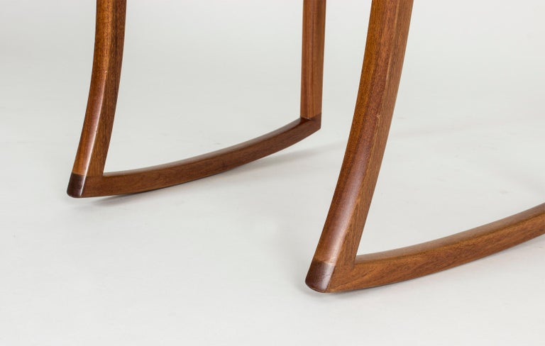 Midcentury Rocking Chair By Ole Wanscher For Sale At 1stdibs