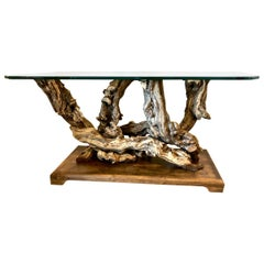 Root Table or Console