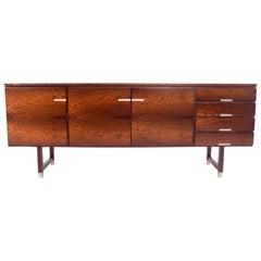 Midcentury Rosewood Danish Sideboard
