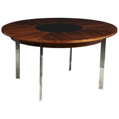 Midcentury Rosewood Dining Table by Merrow Associates c.1960