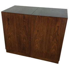 Midcentury Rosewood Dry Bar