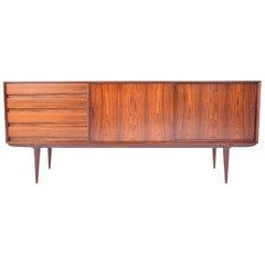 Midcentury Rosewood Gunni Oman Sideboard Model 18