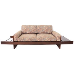 Midcentury Rosewood Sofa