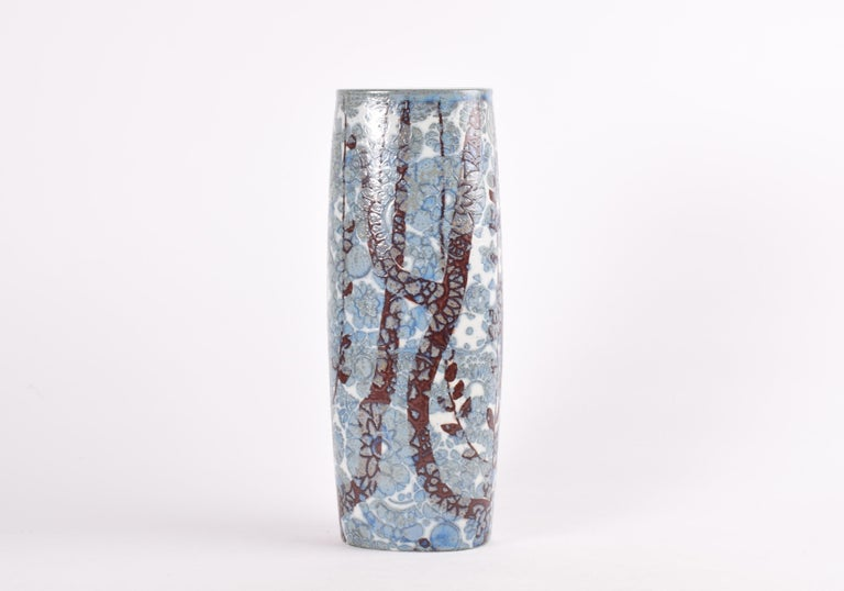 Rare floor vase from the Royal Copenhagen