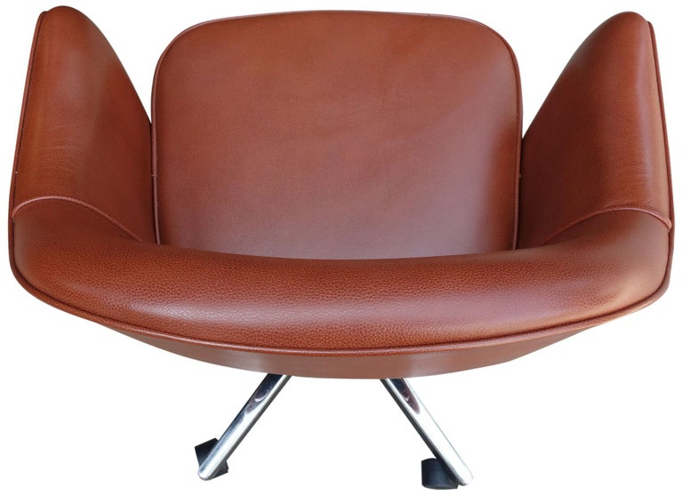 Midcentury Saarinen Executive Chairs for Knoll For Sale 4