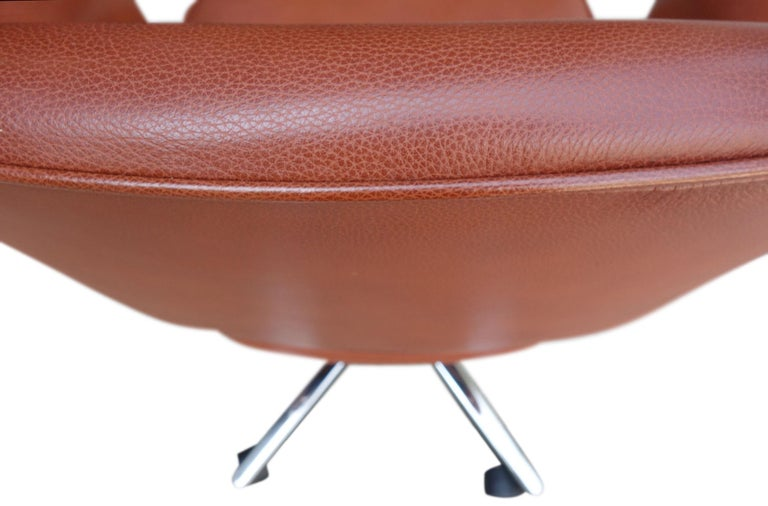 Midcentury Saarinen Executive Chairs for Knoll For Sale 5