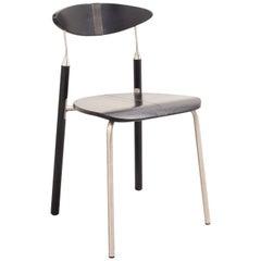 Midcentury Scandinavian Chair, Probably Sørlie Møbelfabrikk Workshop Prototype