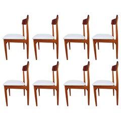 Midcentury Scandinavian Dining Chairs
