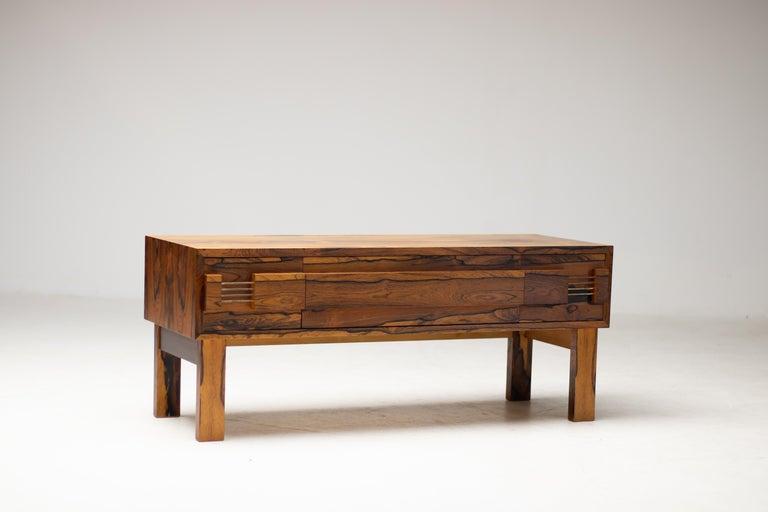 Scandinavian Modern Midcentury Scandinavian Dresser by Rimbert Sandholt For Sale